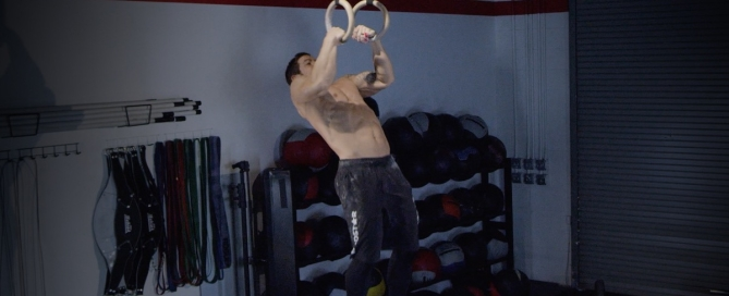Jumping Muscle Up
