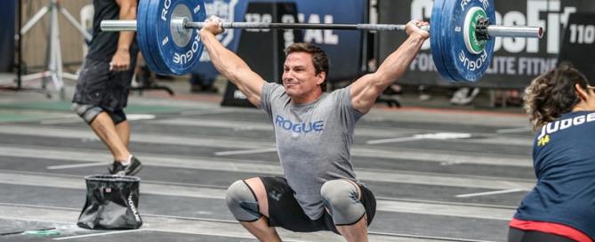 Navy Seal and 3x CrossFit Games Athlete Josh Bridges
