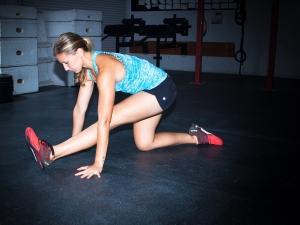half-split-yoga-pose