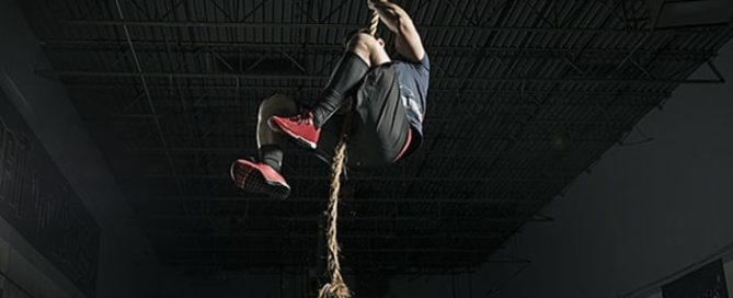 How To Build Strength For A Rope Climb