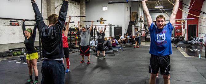CrossFit Gyms For Member Retention