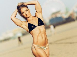 Women's Beach Body Sample 1