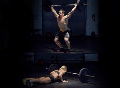 CrossFit Open 20.1
