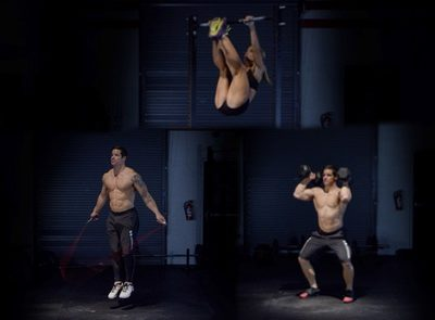 CrossFit Open 20.2 Strategy and Recovery